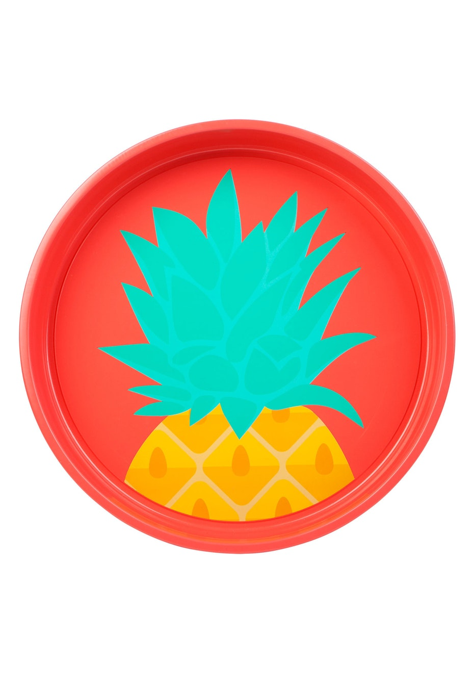 Sunnylife - Pineapple Round Tray