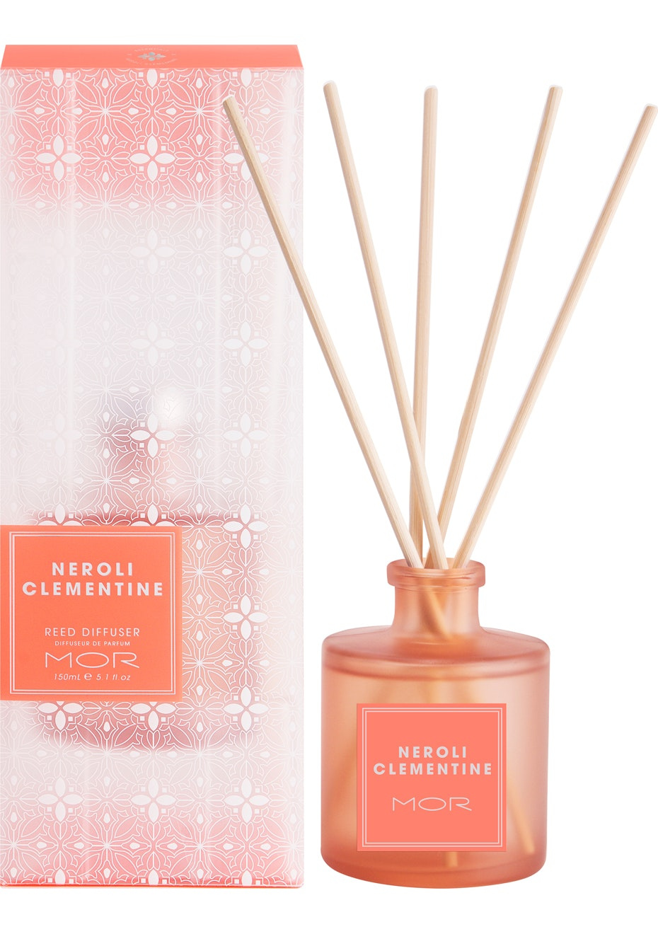MOR - Reed Diffuser 150ml Neroli Clementine