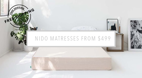 Nido Mattresses from $499