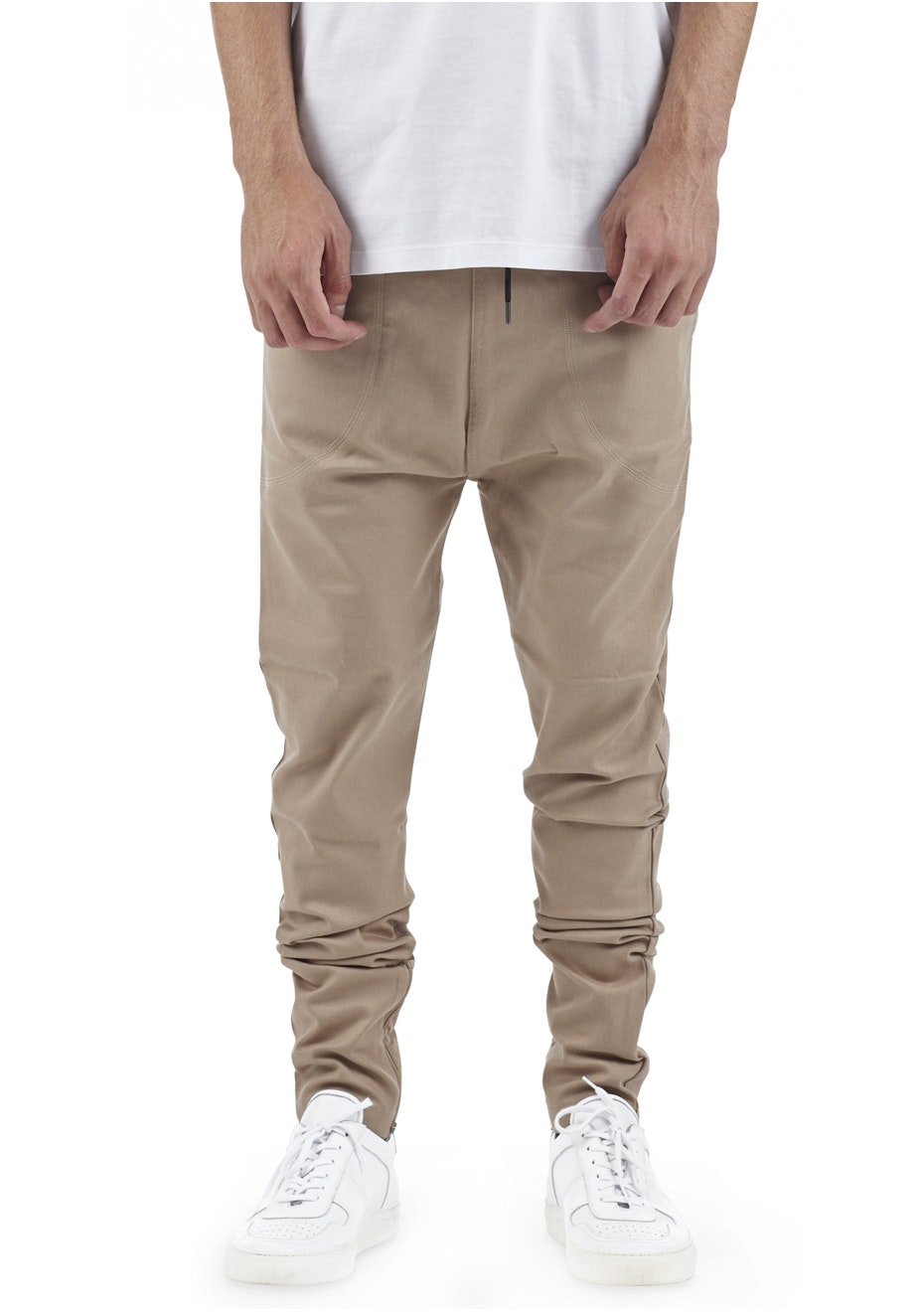 I Love Ugly - Zespy Pant Tan