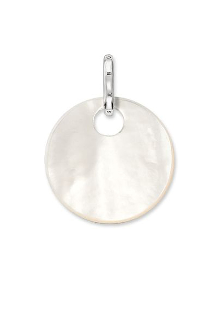 Thomas Sabo  - Mother Of Pearl Disc Pendant