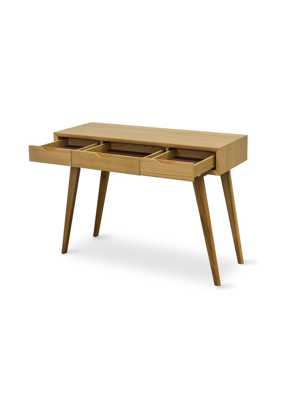Furniture By Design - Milano Console w/Drw- Light Oak
