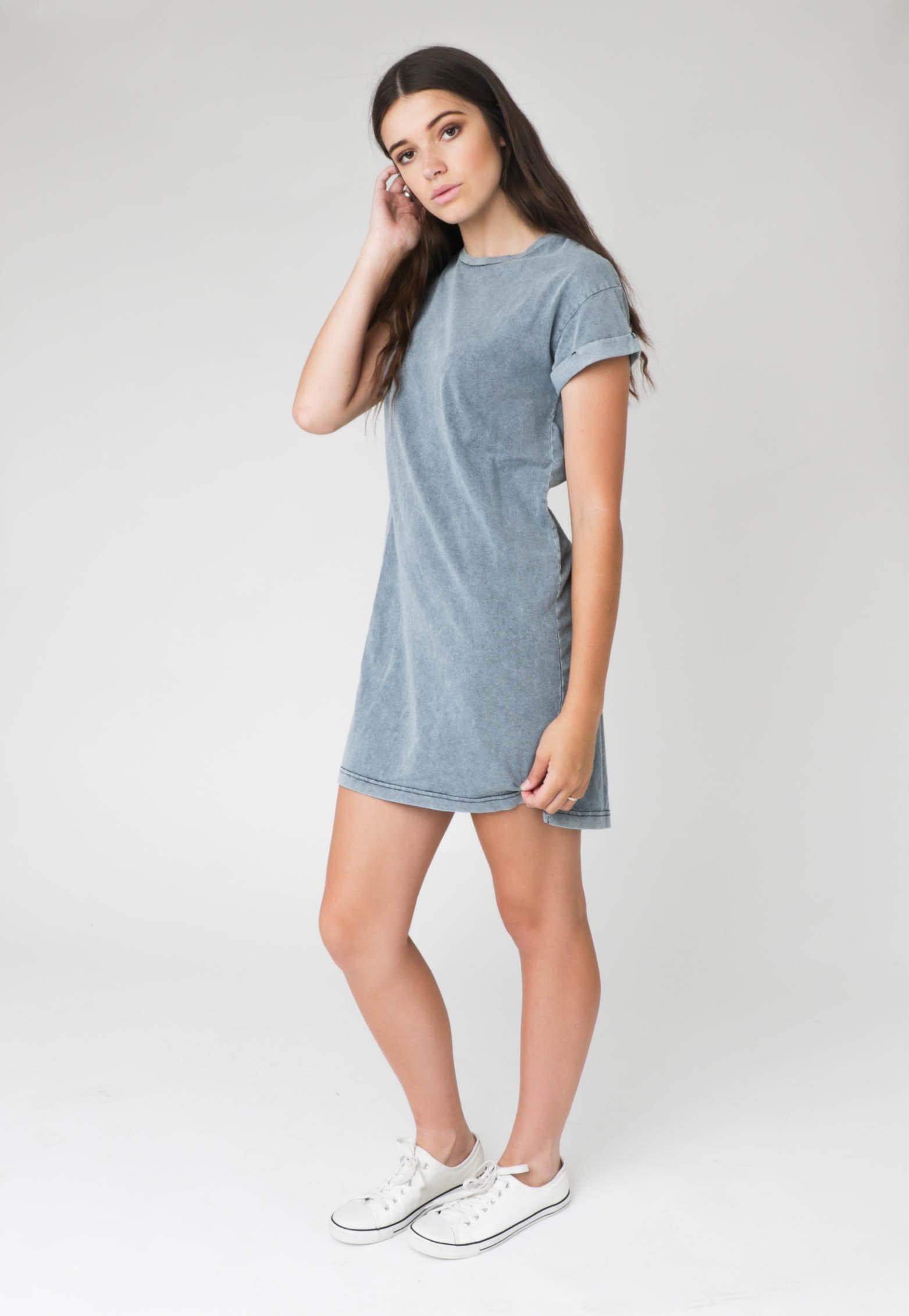 All About Eve - Cutler Dress - Indigo