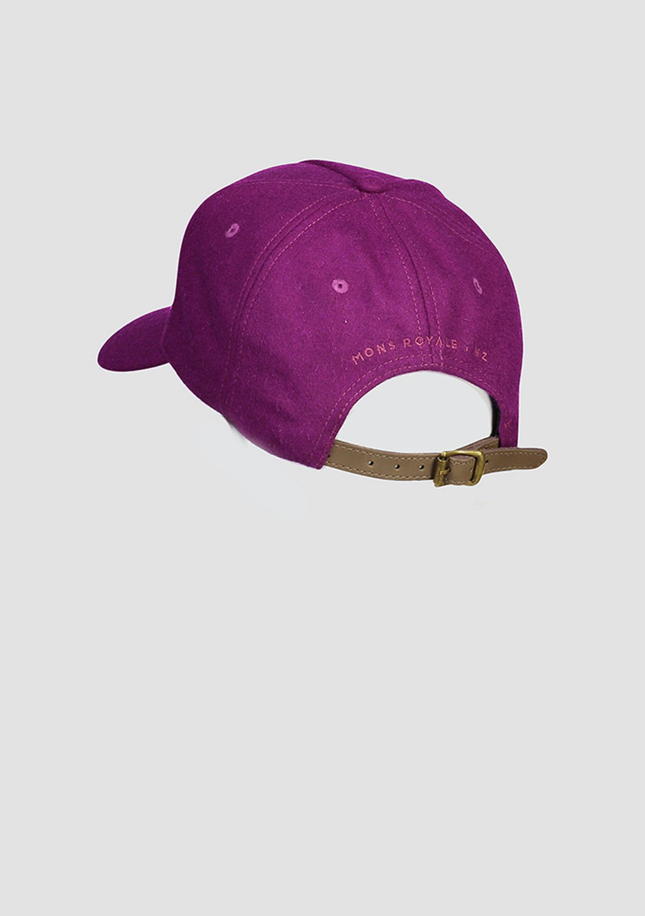 79e1bc9aa Mons Royale - Unisex Signature Wool Ballcap Pinot - Under Armour & More  Outlet - Onceit