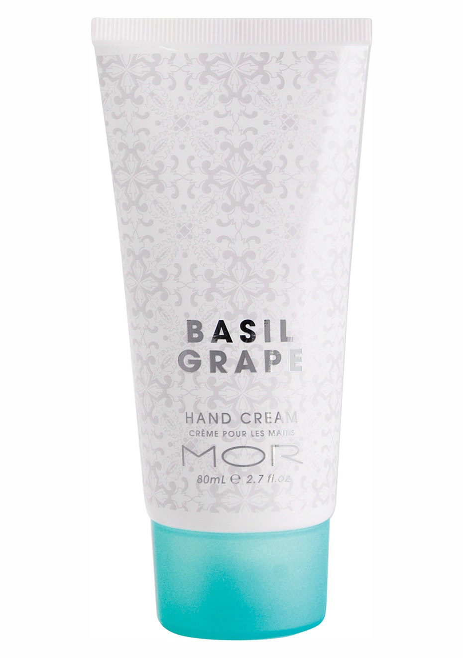 MOR - Hand Cream 80ml Basil Grape