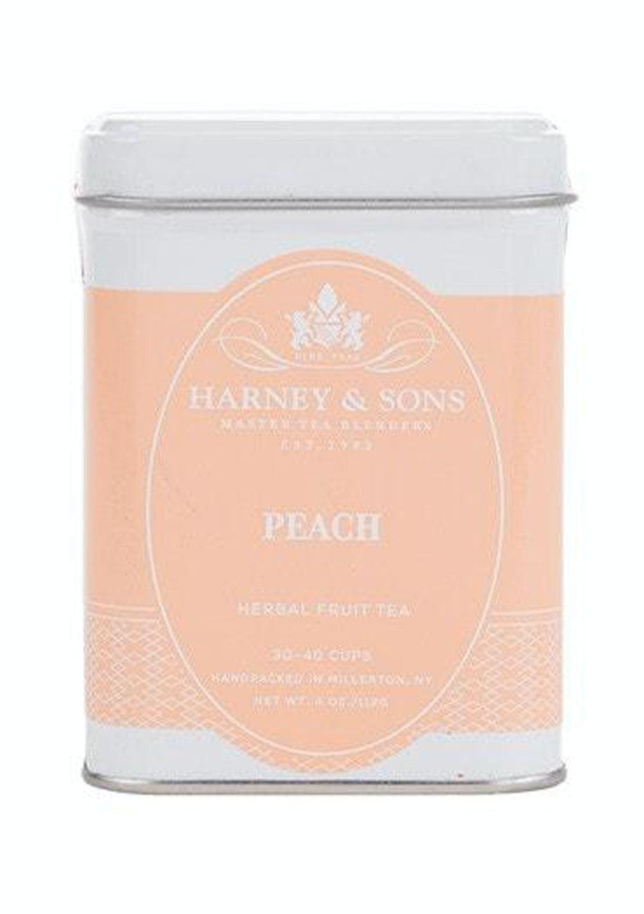 Harney & Sons - Peach Fruit Tea - Caffeine Free