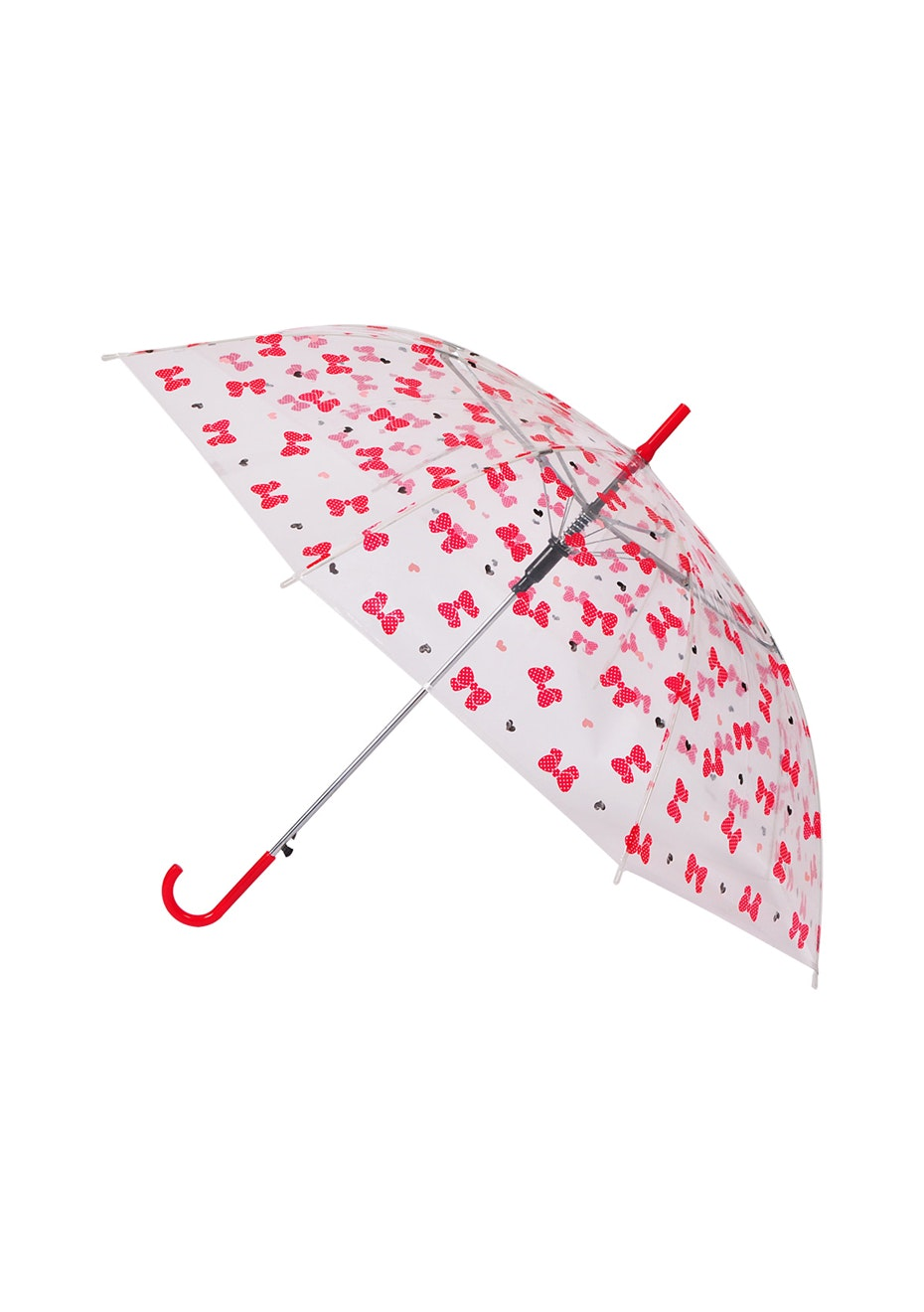 Little Ray Of Sunshine Umbrella - Red Bows