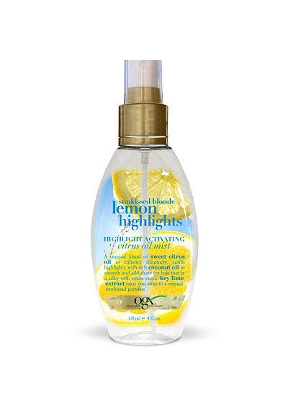 OGX Lemon Highlights Activating Citrus Oil Mist 118ml