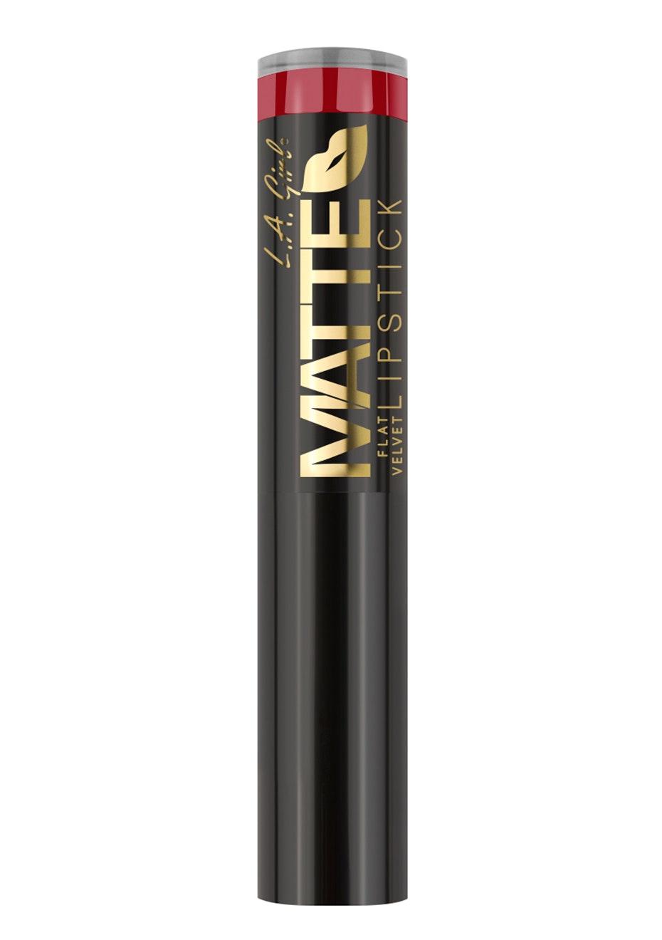 LA Girl Matte Flat Velvet Lipstick - Bite Me