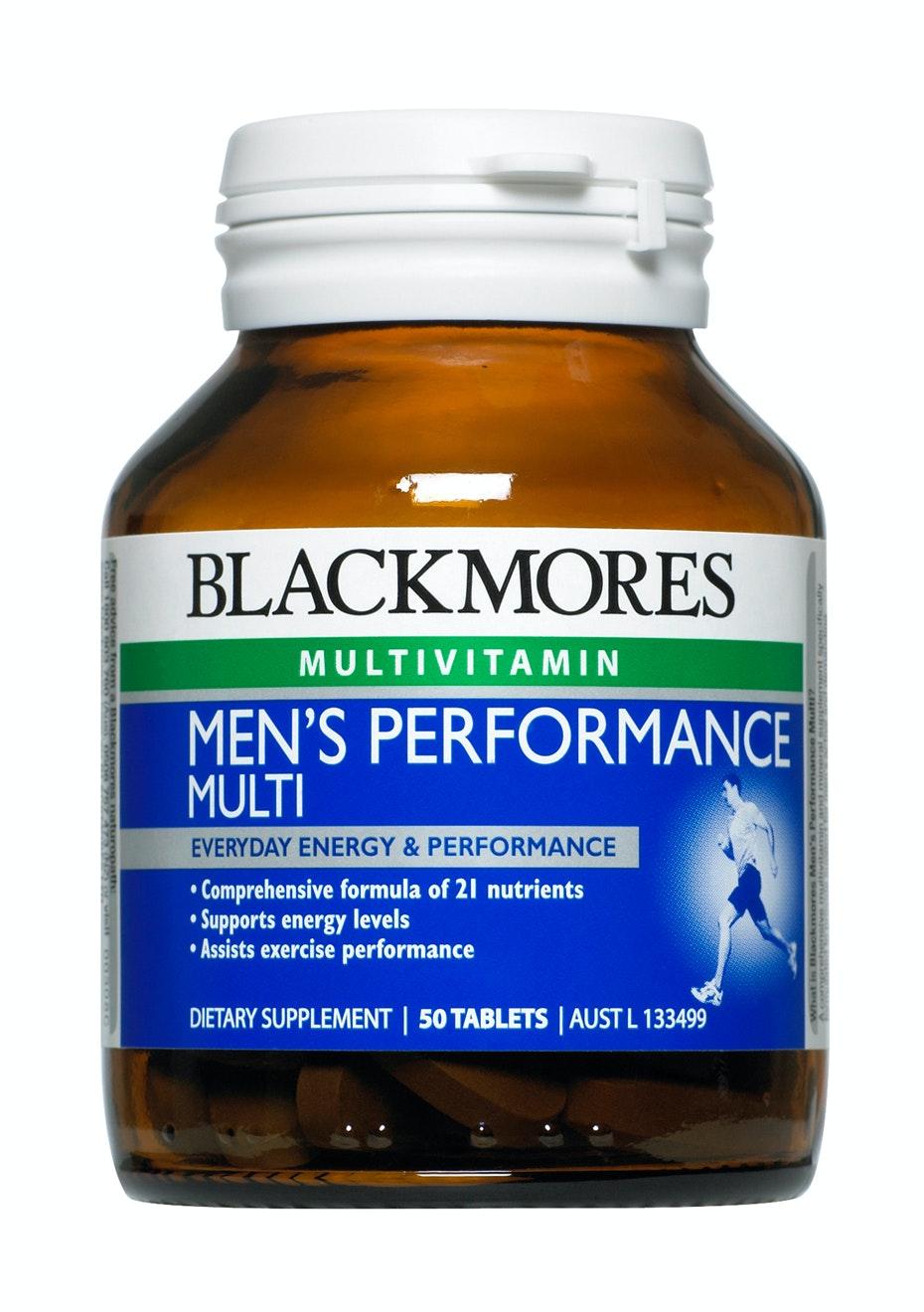 Men's Performance Multi Tabs
