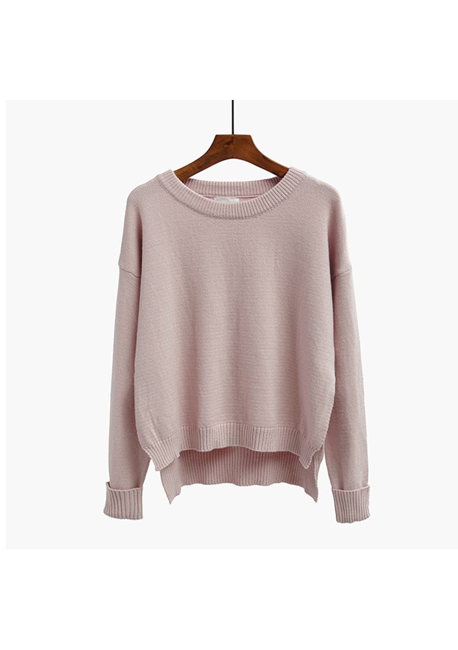 Mimi  Light Weight Sweater - Beige