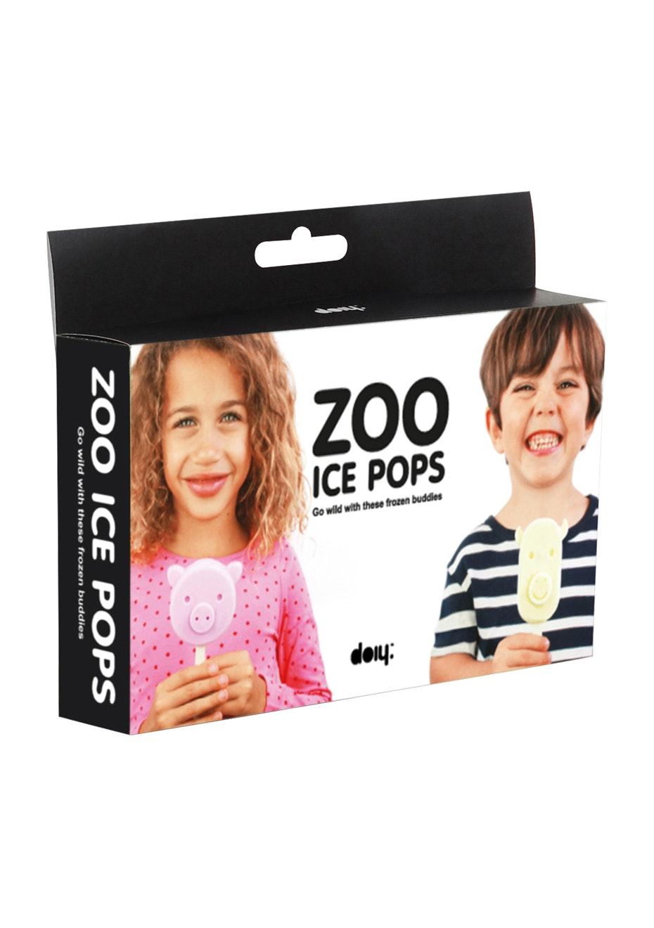 Doiy - Zoo Ice Pops - Farm