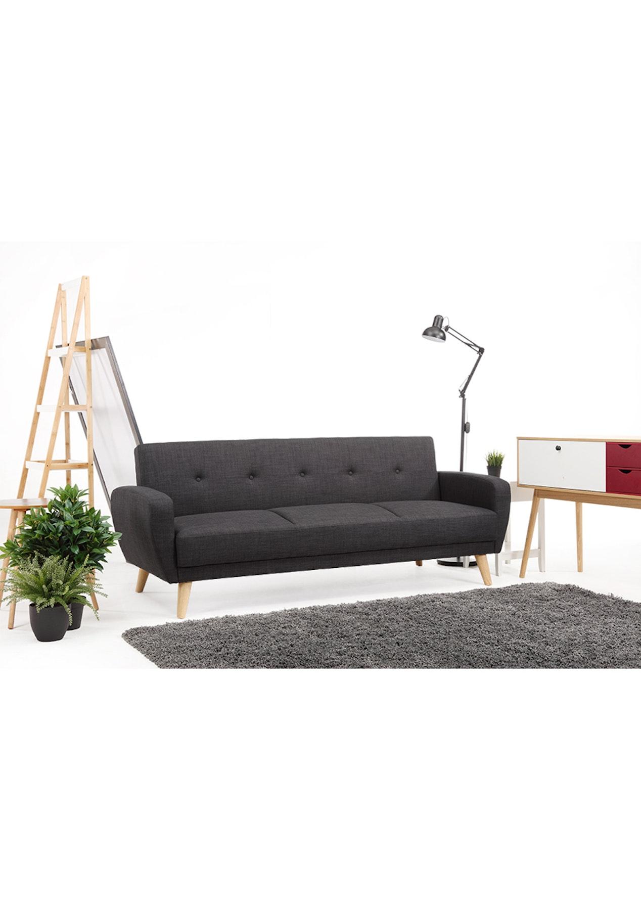 Oslo Sofa Bed Wooden Legs