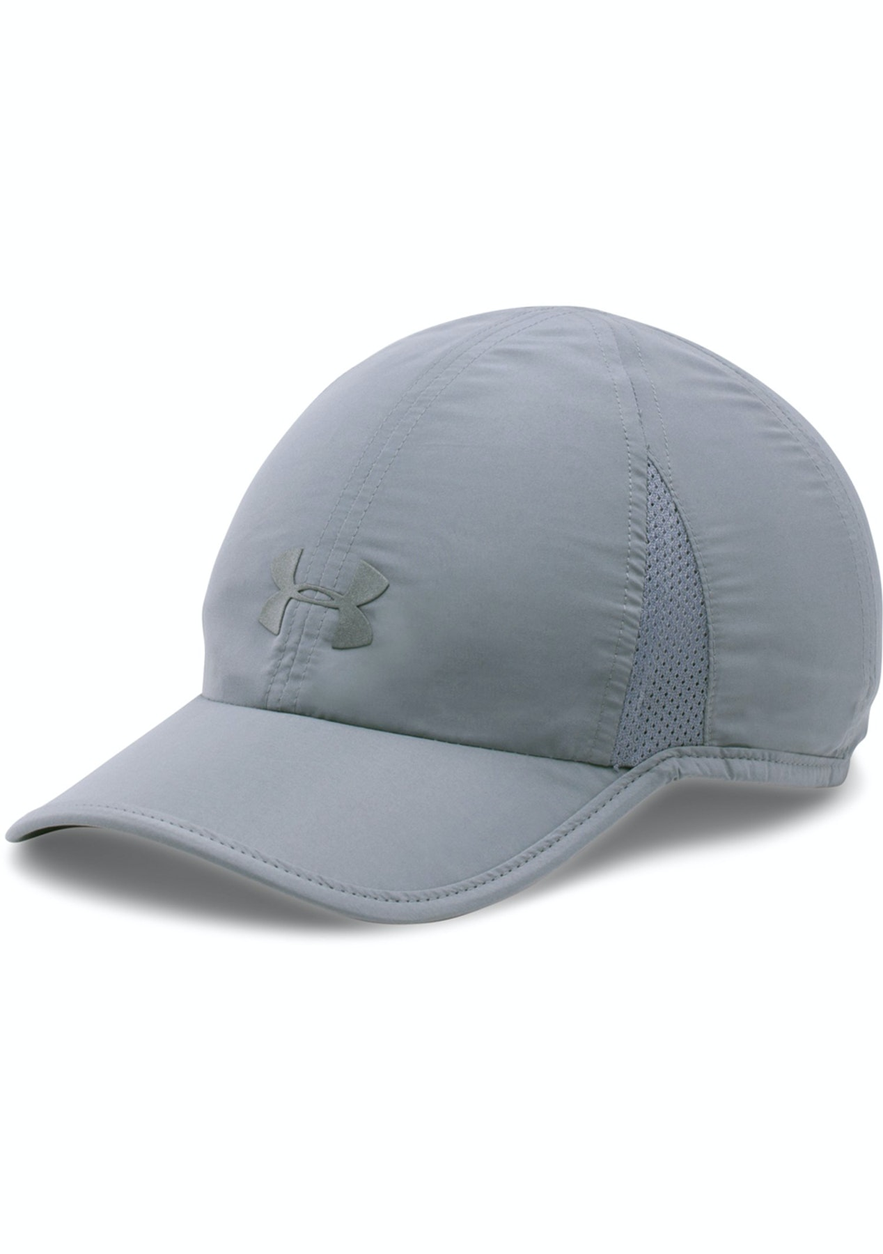 8dfb9369f5d Under Armour - 1295154 Womens Shadow Cap 2.0 - Steel - Under Armour from   8.95 - Onceit