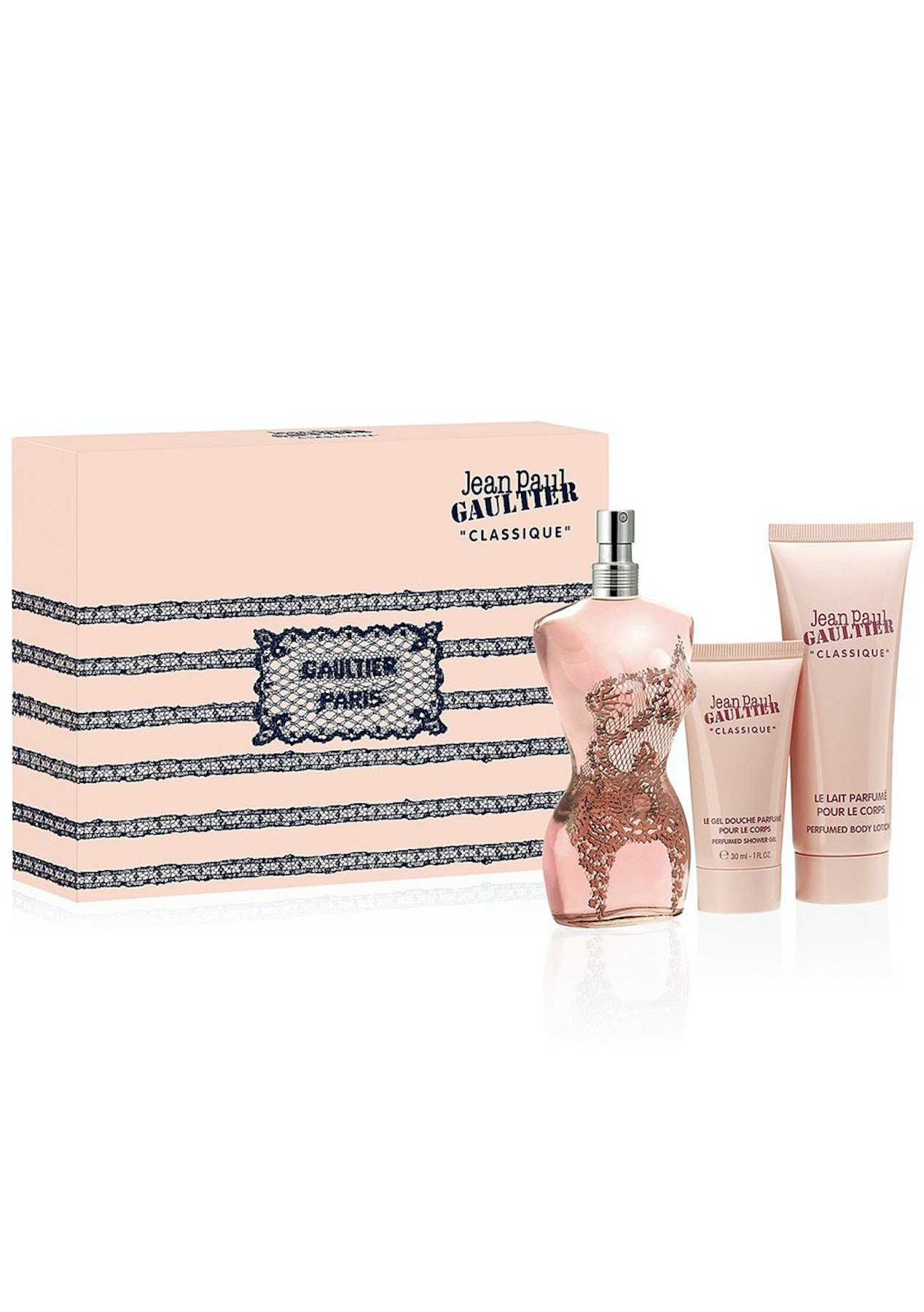 d16f0c79029a2 Jean Paul Gaultier 3pc Classique Giftset - Fragrance Frenzy - Onceit