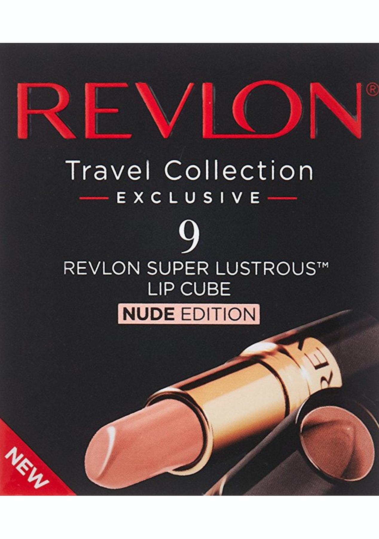 Revlon Super Lustrous Lipstick 9Pc Cube - Nudes - Makeup Value Sets & More  - Onceit