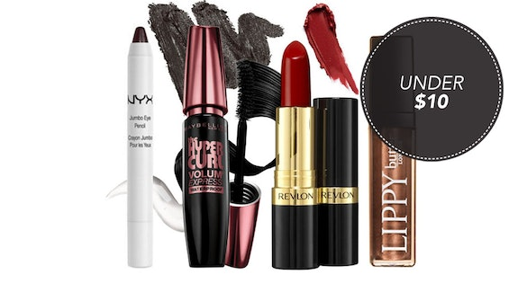 Image of the 'Under $10 Beauty' sale
