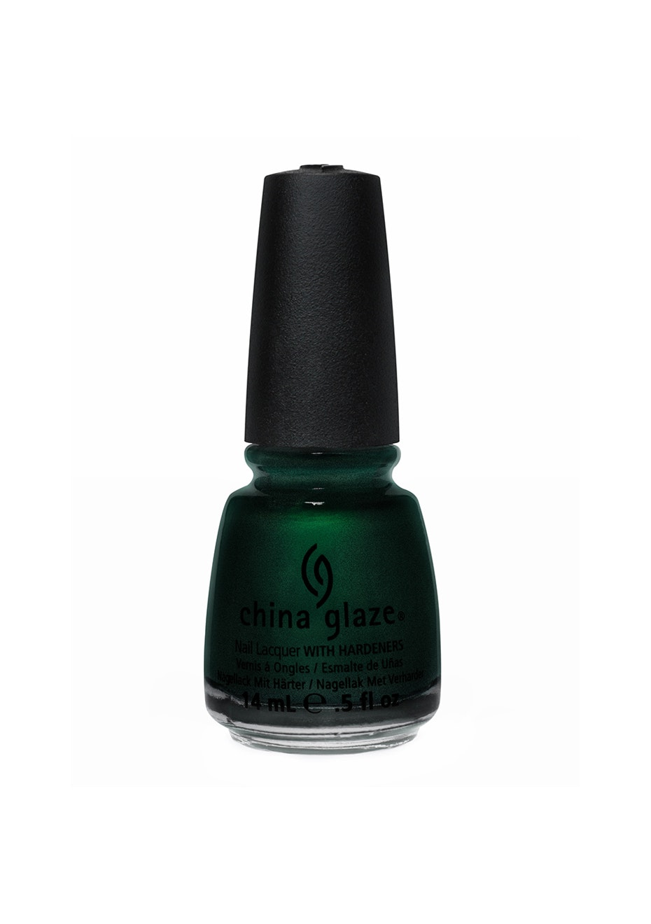 China Glaze Rodeo Diva Collection #665 GUSSIED UP GREEN