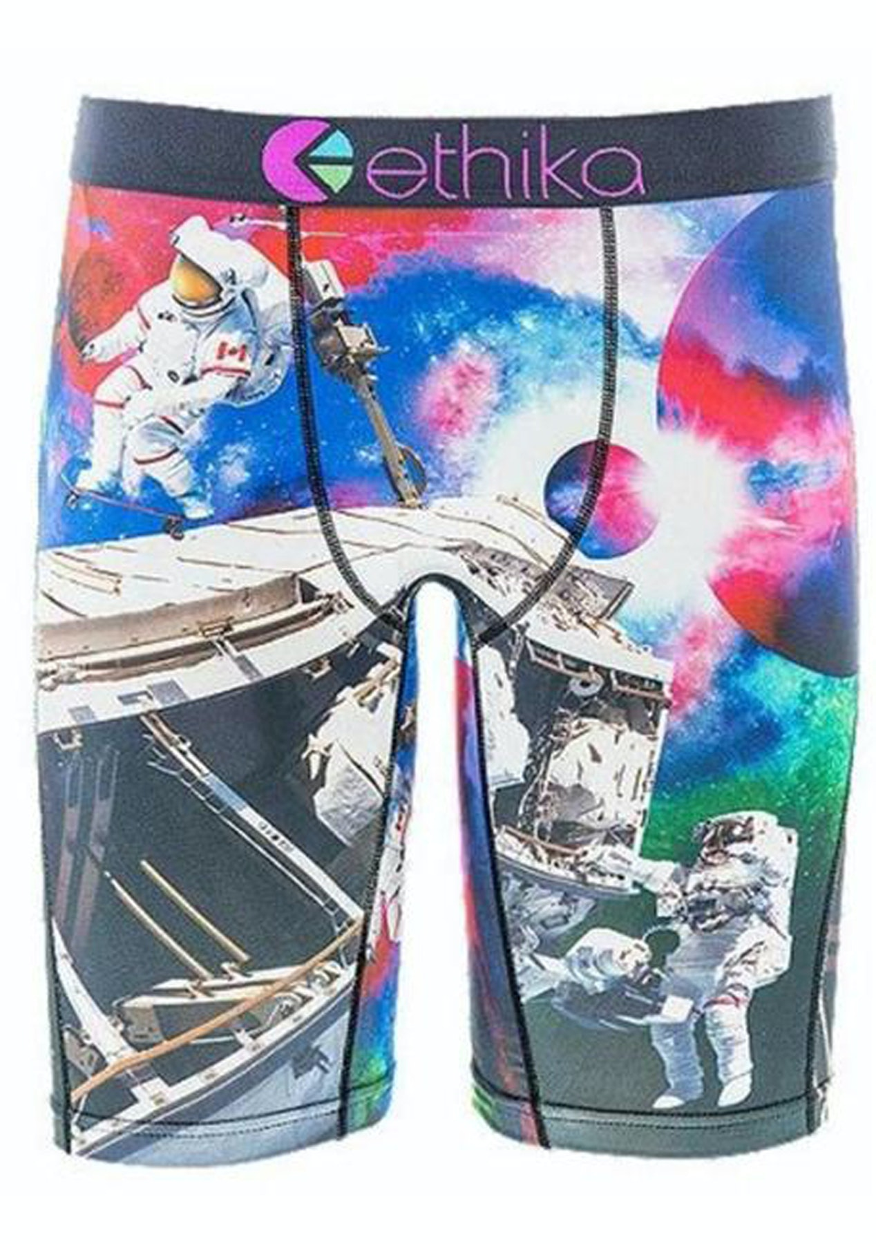 3899ab4e25 Ethika Mens - Space Skaters Staple - Free Shipping Ethika Underwear up to 55%  off - Onceit