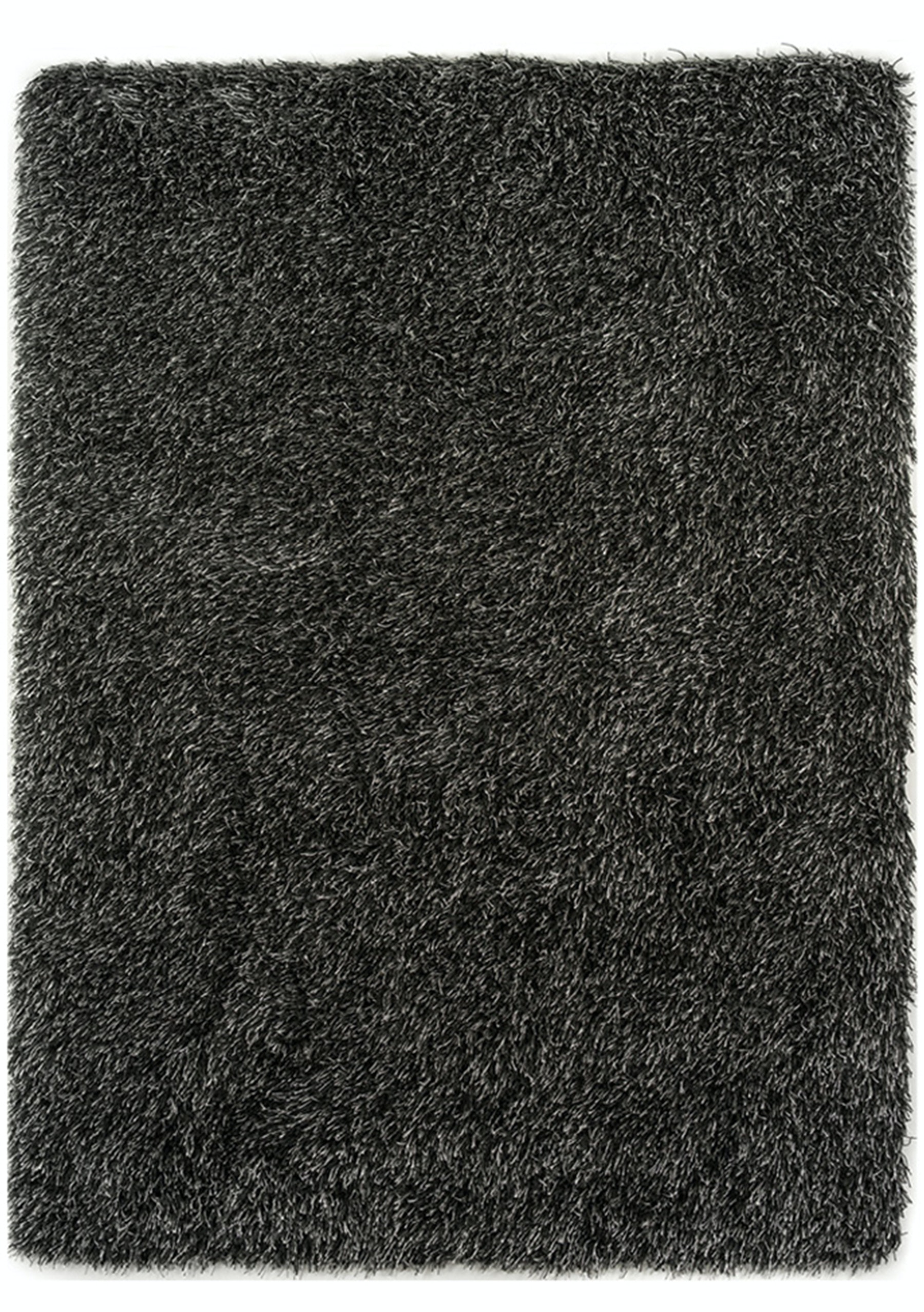 Shaggy Black White 110 X 160 Indoor Amp Outdoor Rugs