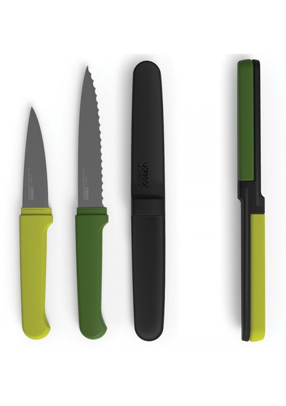 Joseph Joseph - Twin-Slice Messer Set