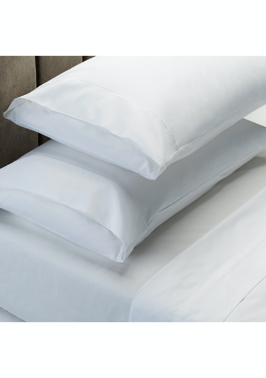 Park Avenue 1000 Thread count 100% Egyptian Cotton Sheet sets Mega Queen - White