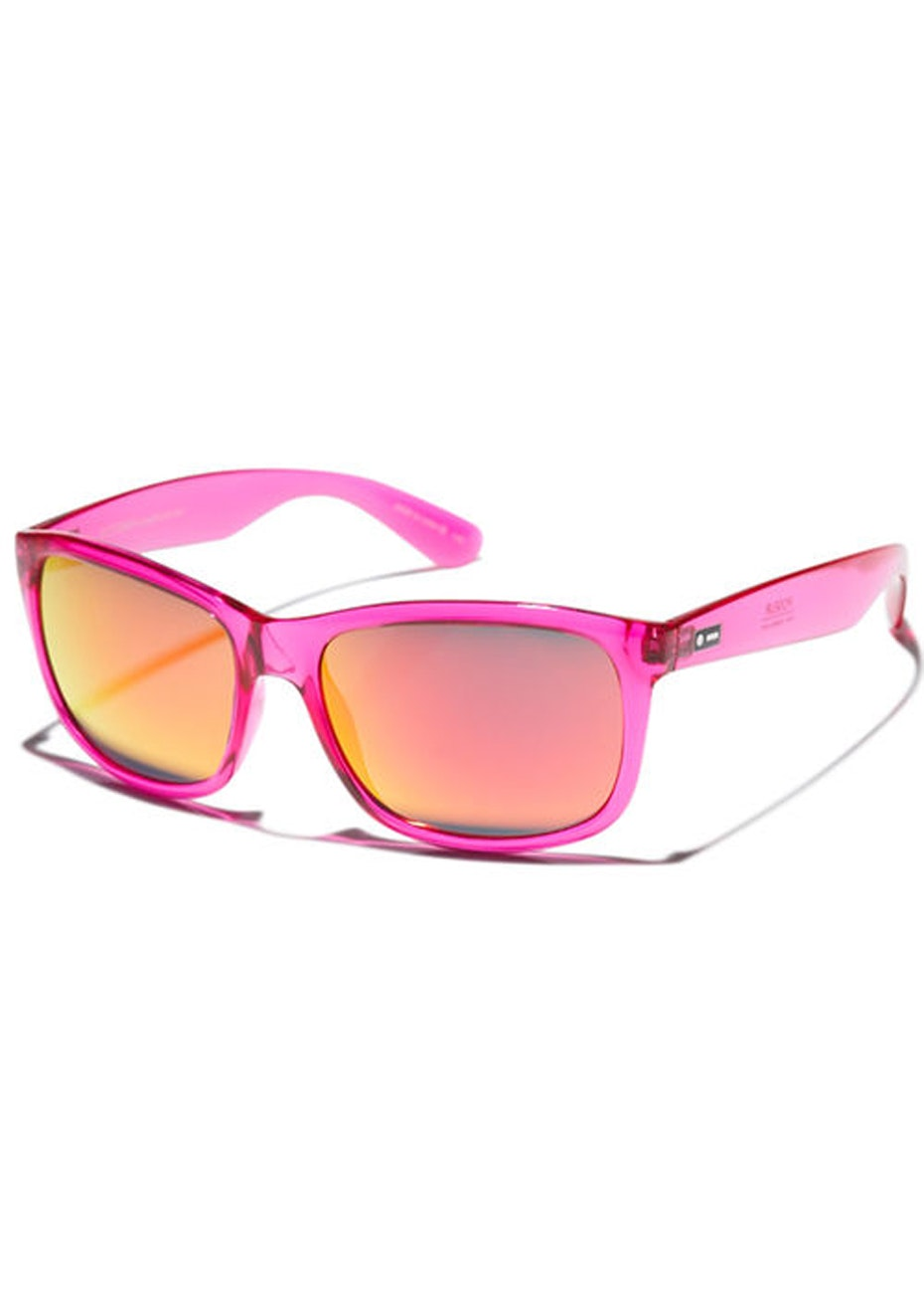 Dot Dash - Poseur - Pink Translucent