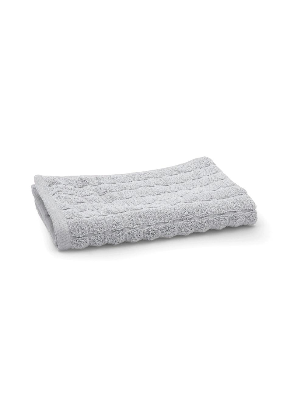 Conran Soho Hand Towel Soft Grey