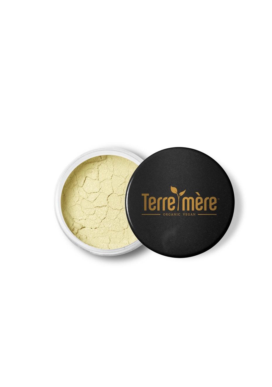 Terre Mere - Mineral Eyeshadow - Sulphur