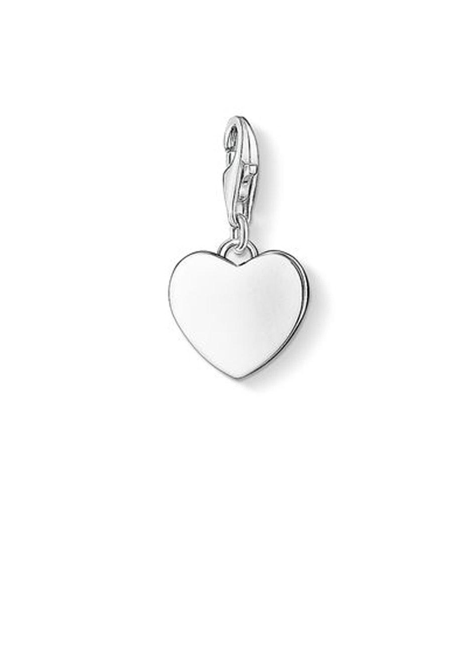 Thomas Sabo  - Charm Club - Silver Heart