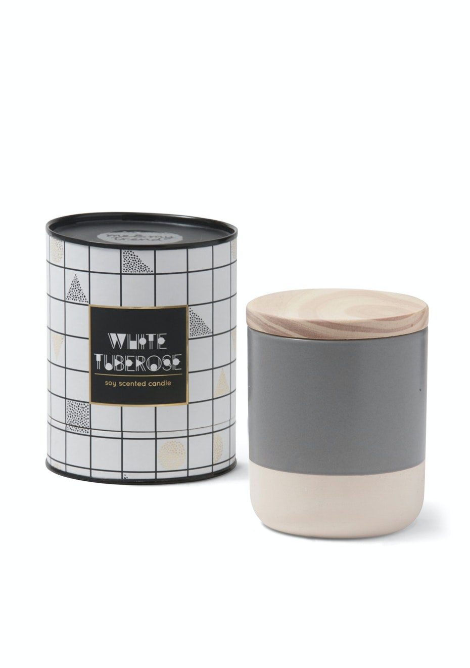 Me & My Trend - Grey Tuberose Candle