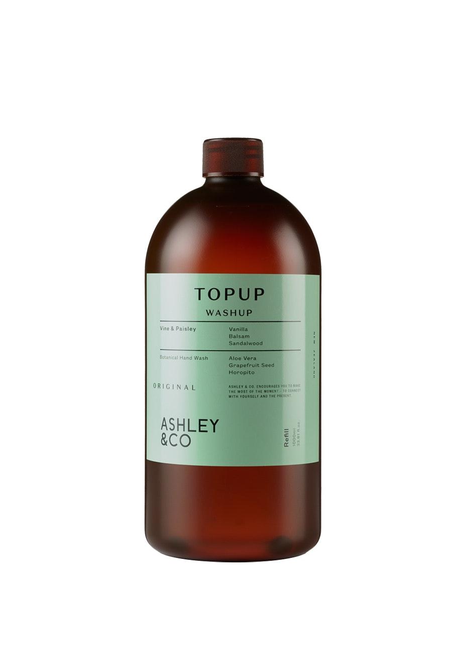 Ashley&Co. 1000ml TopUp - Vine & Paisley