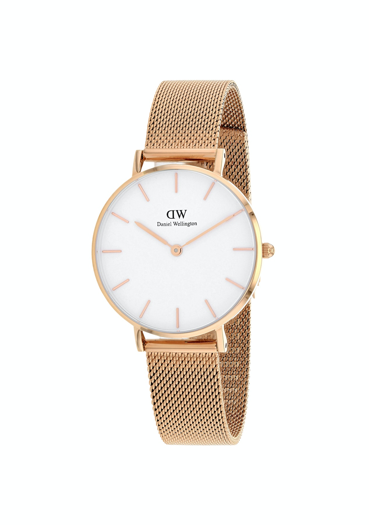 29cc31fac184 Daniel Wellington Petite Melrose 32mm - White Rose gold - Best Selling  Watches - Onceit