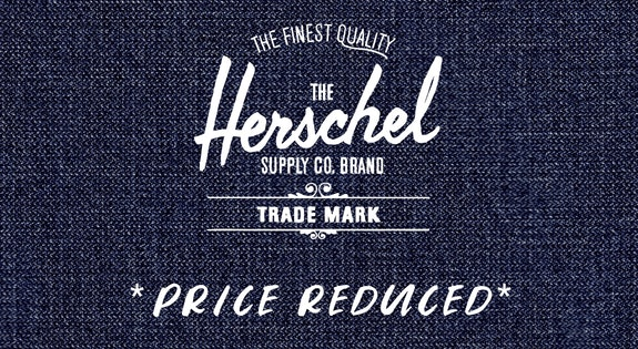 Herschel Price Reduced