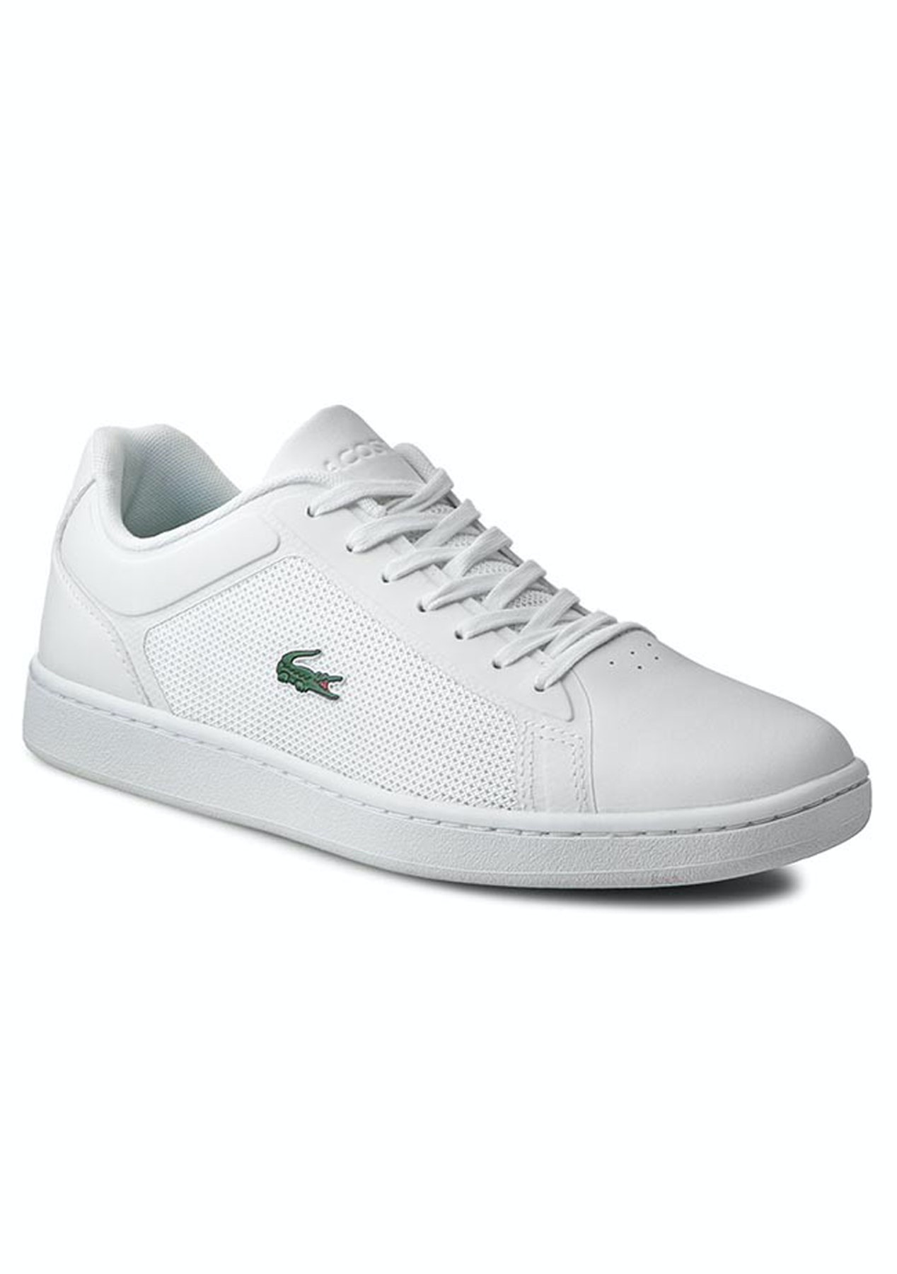 bca499f3841fd0 Mens Lacoste - Endliner 116 2 Spm - White - Lacoste 24 Hours Only - Onceit