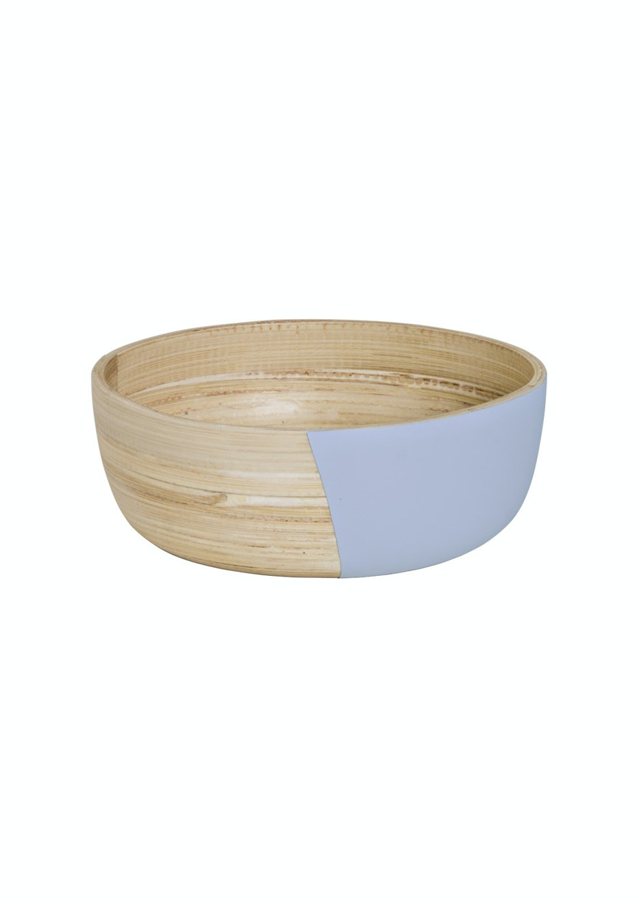 Jason - Lacquered Wooden Bowl Small - Lilac