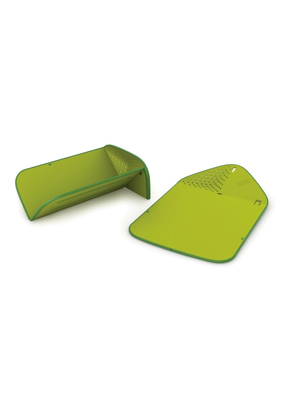 Joseph Joseph - Rinse&Chop™ Plus - Green