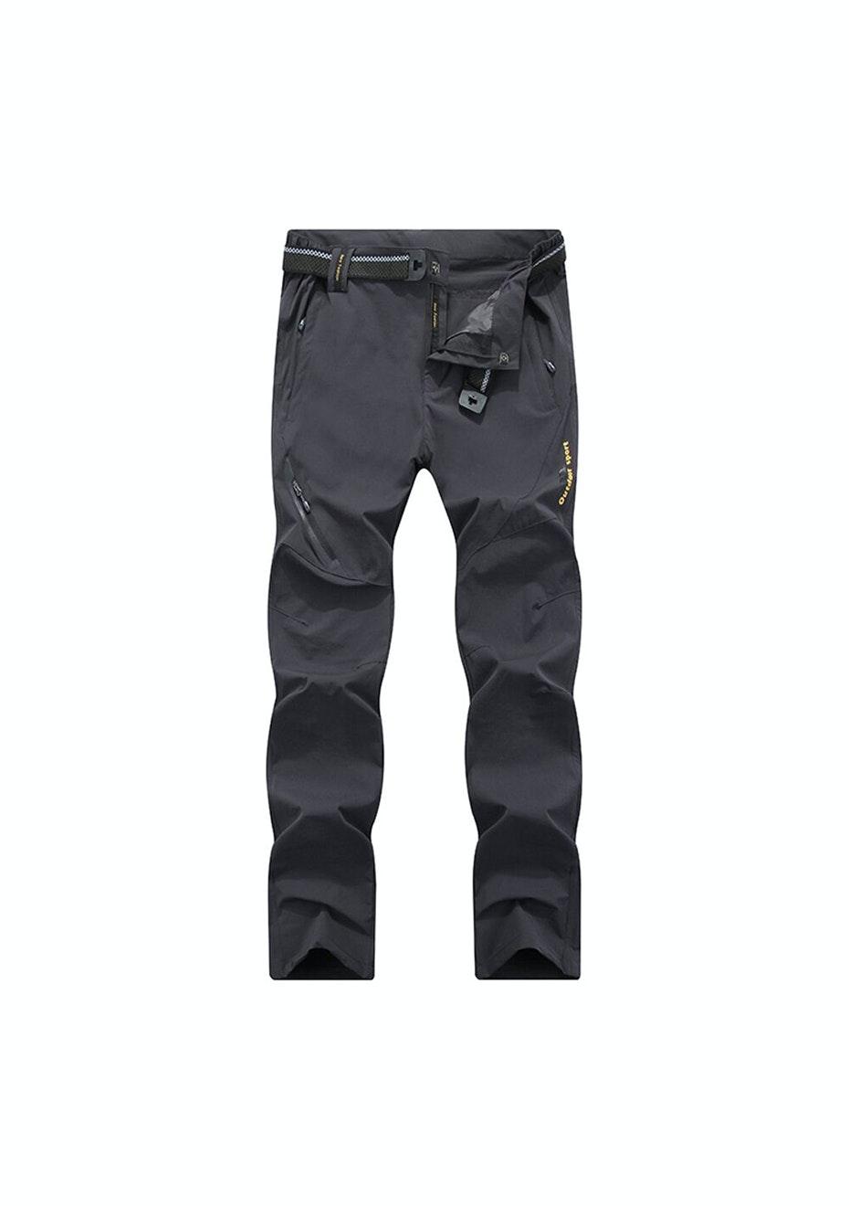Women 2-in-1 WaterProof Pants - Charcoal