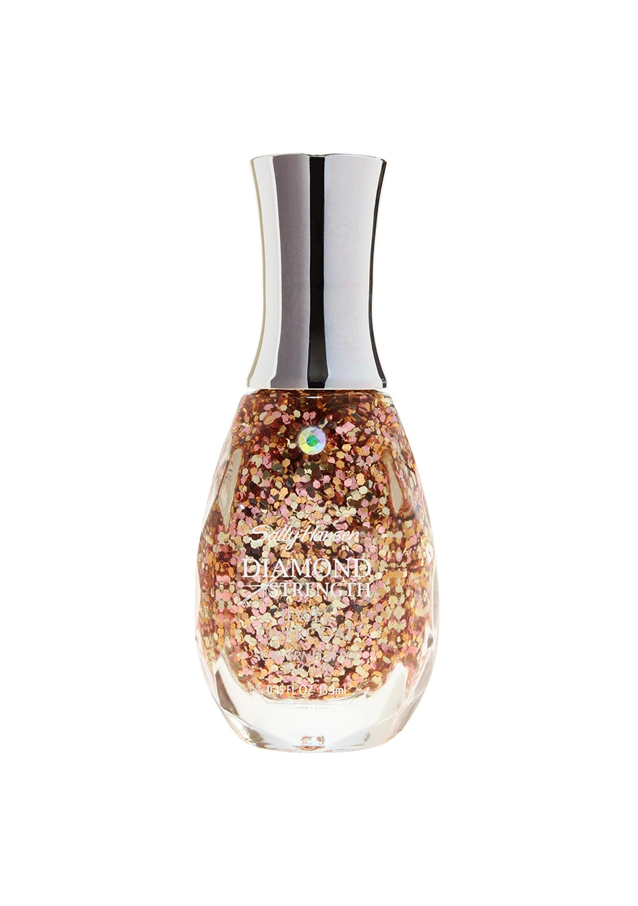 Sally Hansen Diamond Strength Nail Color #501 RING-A-DING!
