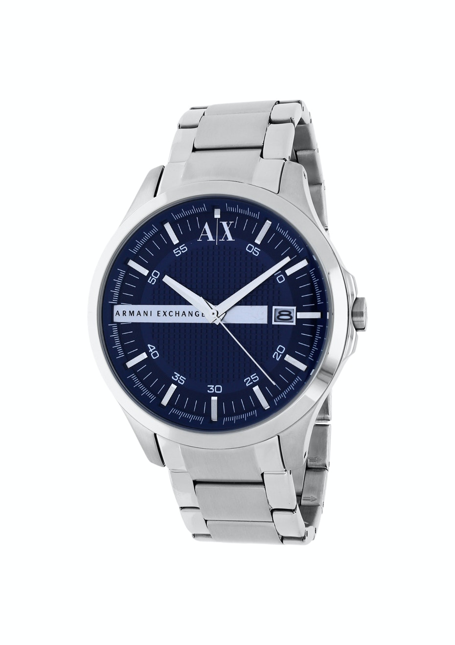 Armani Exchange Men's Classic - Blue/Silver