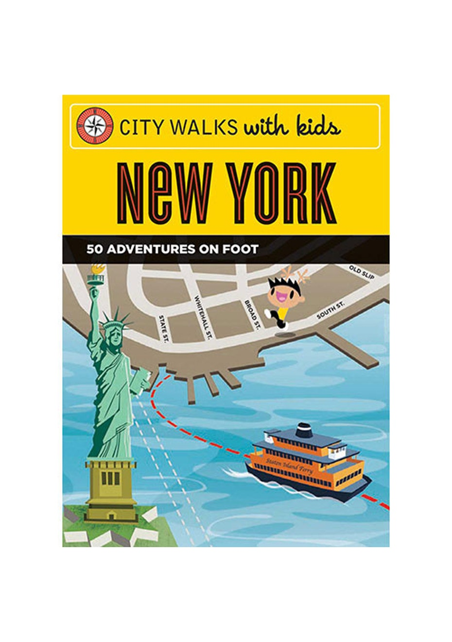 Chronicle Books - City Walks with Kids: New York