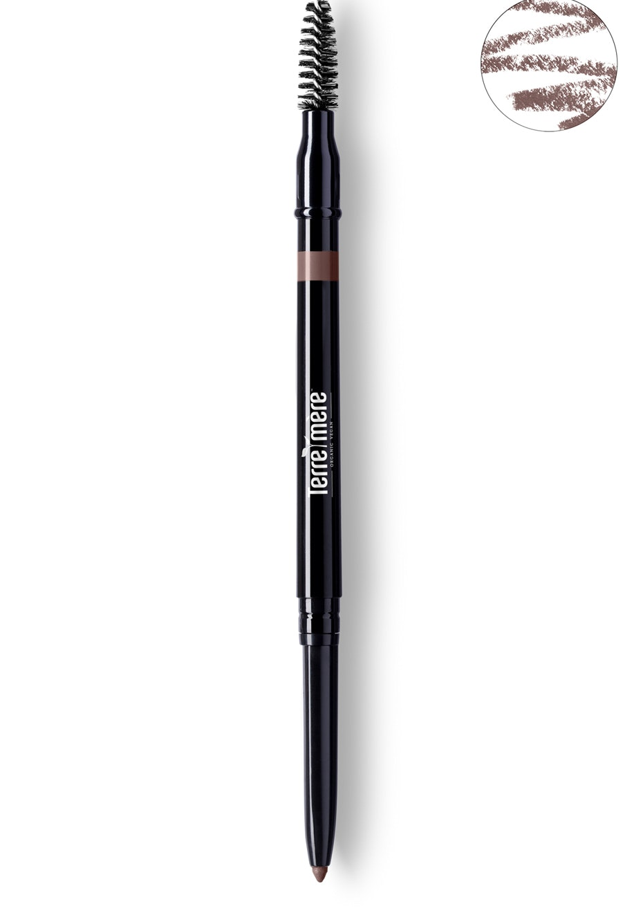 Terre Mere - Indelible Brow Pencil - Brunette