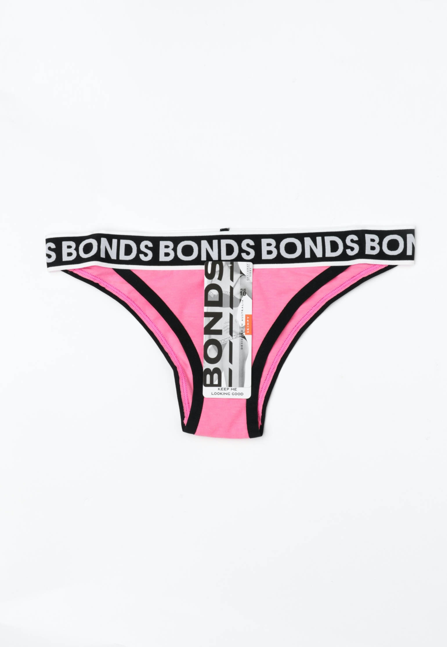 BONDS - Cotton String Skimpy - Pink Tropic