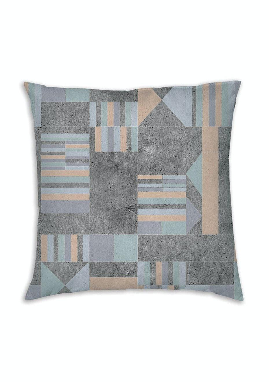 Me & My Trend - Blush Concrete Park Cushion