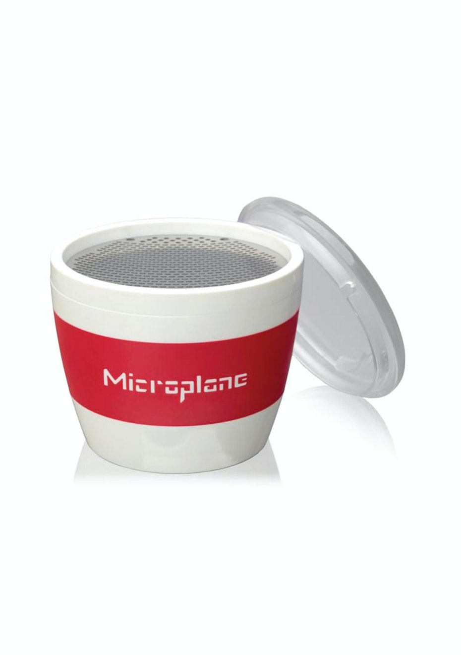Microplane - Spice Cup Grater - Red