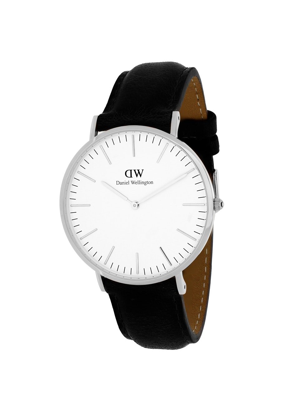 Daniel Wellington Women's Classic Sheffield - White - Black