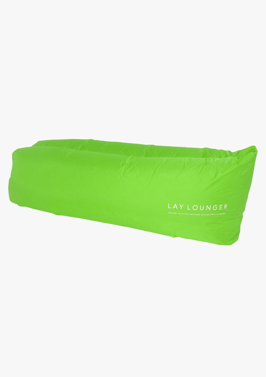 Lay Lounger Lounge Bag - Bright Green
