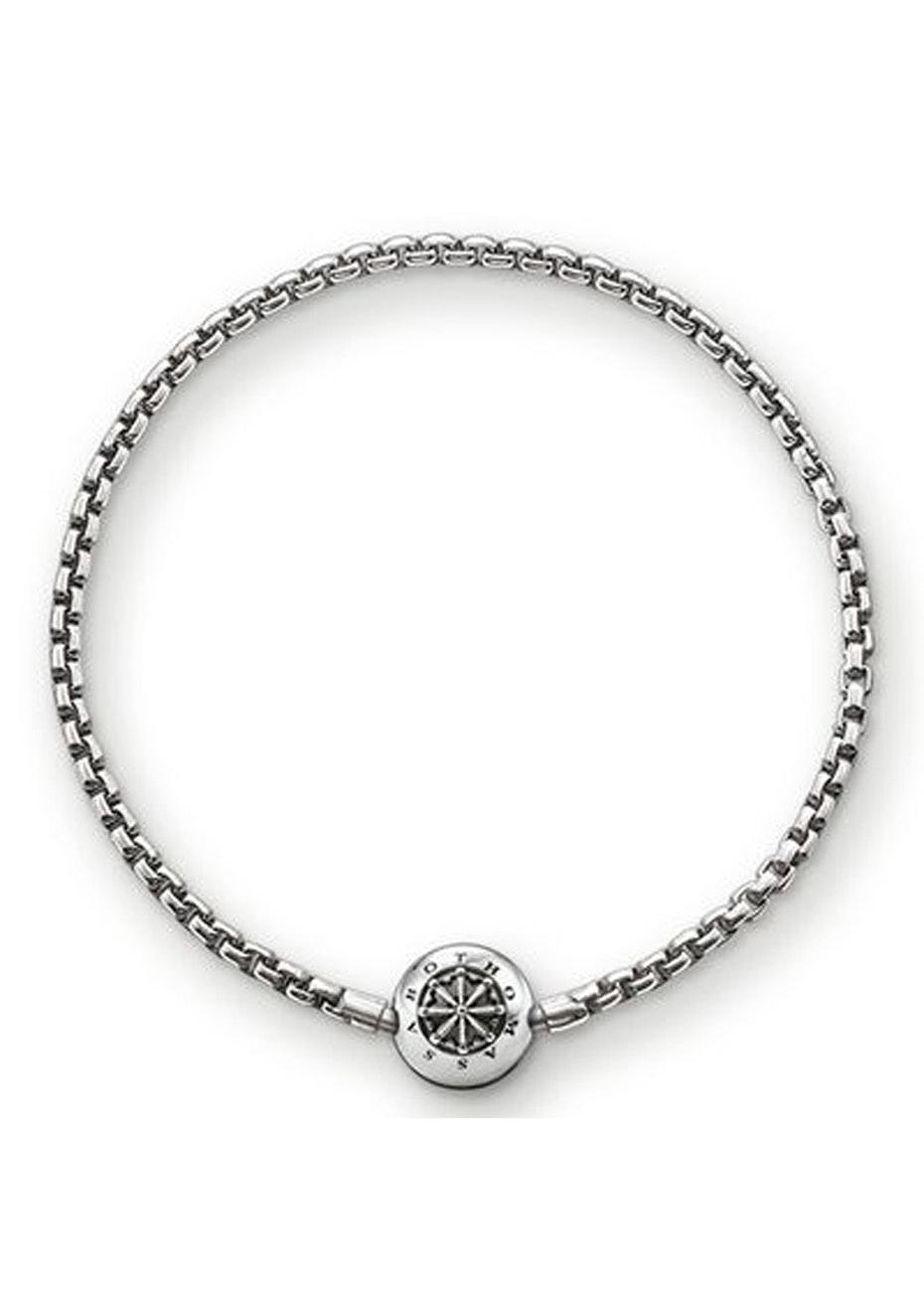 Thomas Sabo  - Karma Bracelet - Oxidised 19Cm