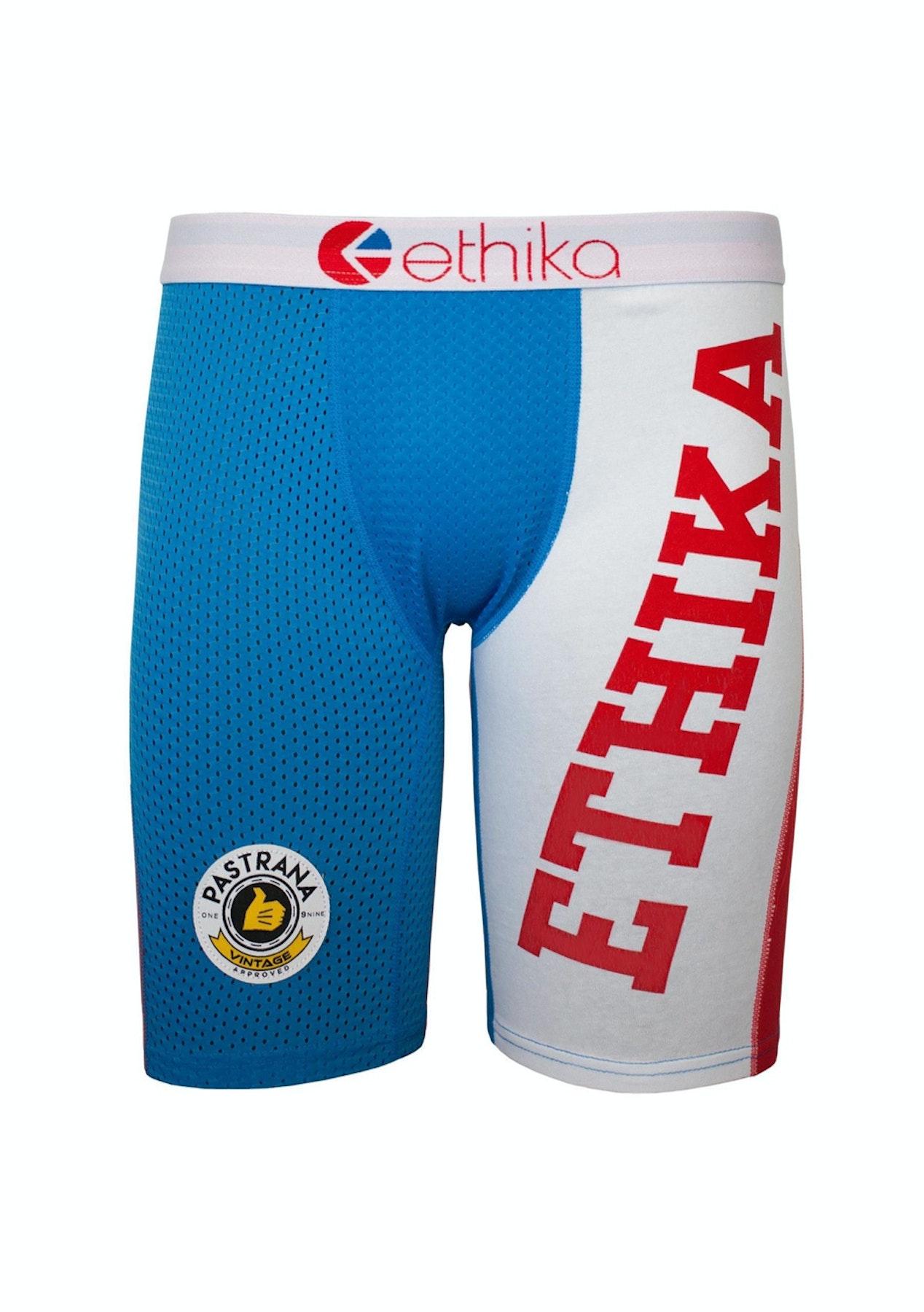 9c59268008 Ethika Mens - Pastrana Vint Tripes Staple - Free Shipping Ethika Underwear  up to 55% off - Onceit