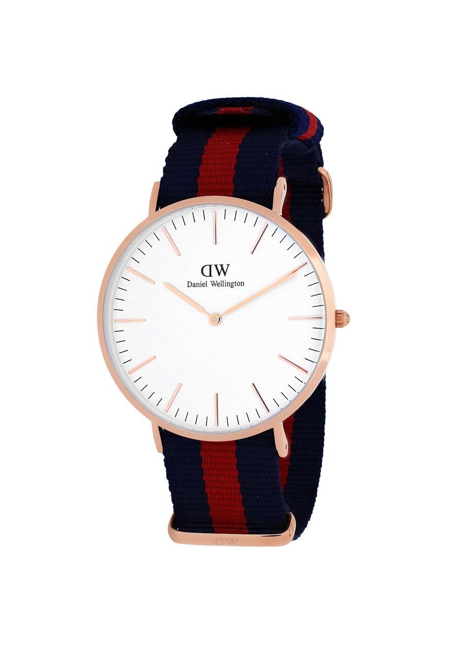 Daniel Wellington Men's Classic Oxford - Two-tone Navy B